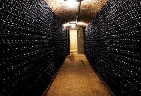 vino champagne torino