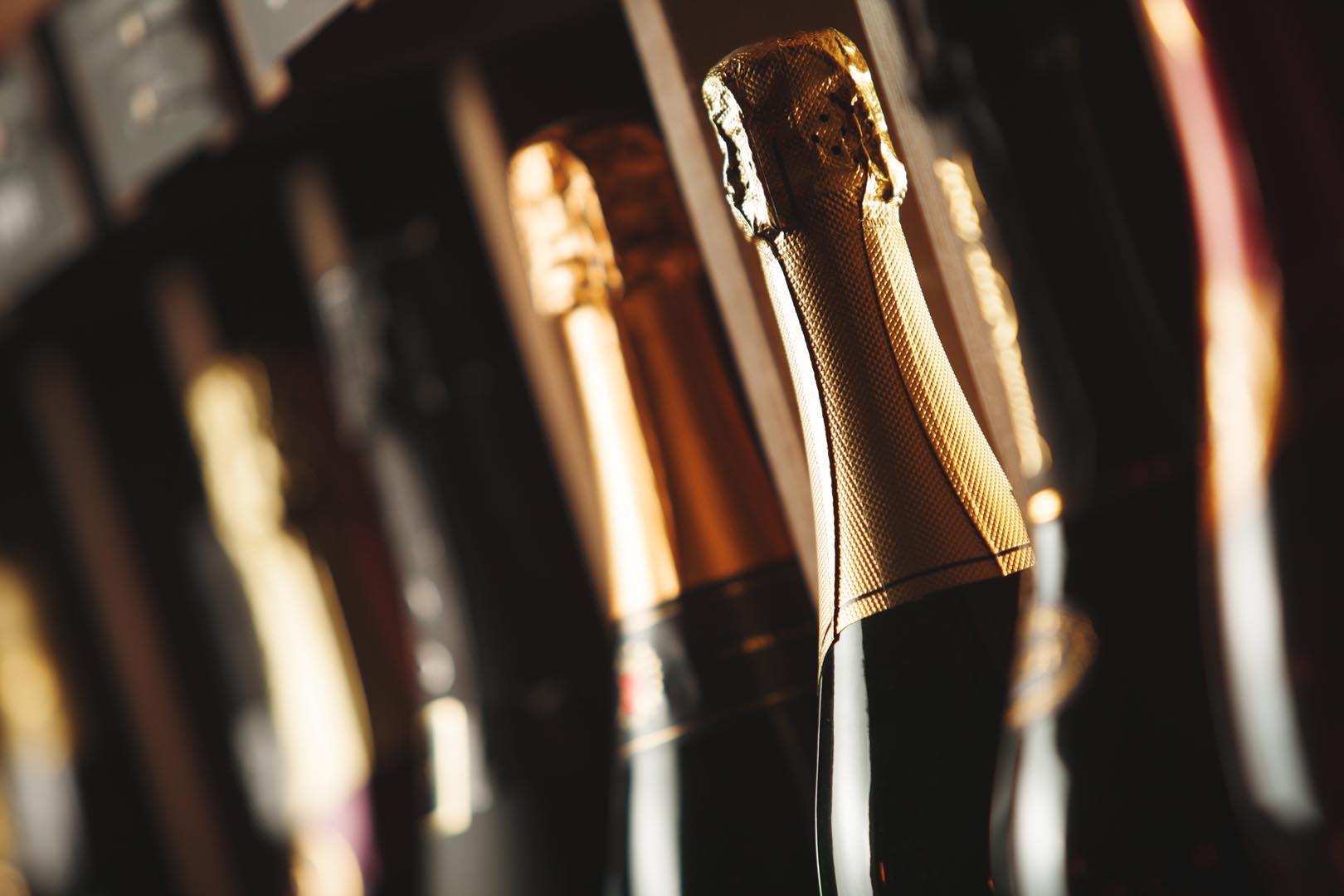 champagne e vini della francia